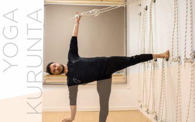 Yoga Kurunta practice